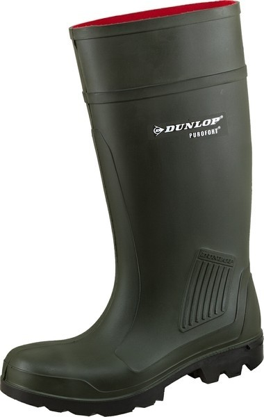 Gummistiefel Dunlop Purofort S5 dunkelgrün #Varinfo