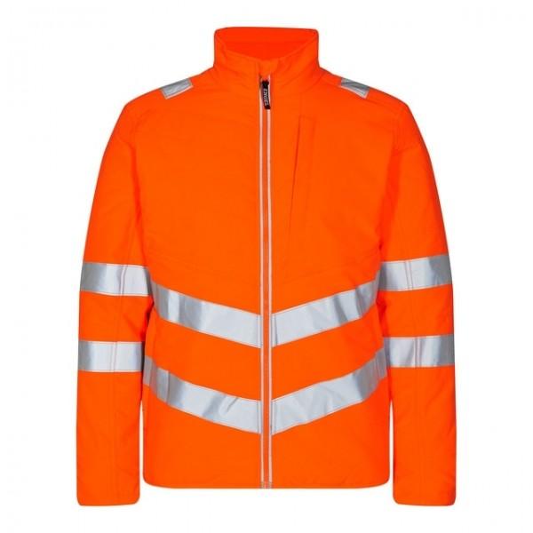 Safety Steppjacke Fb. Orange Gr. 2XL