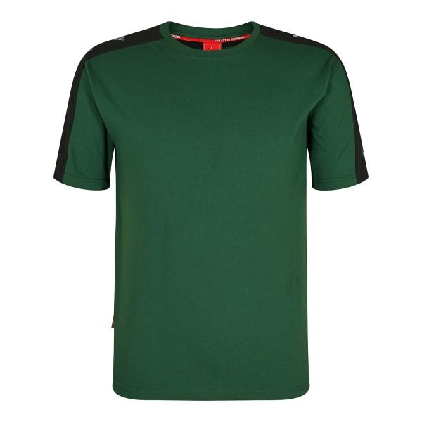 Galaxy T-Shirt Fb. Grün/Schwarz, Gr. 2XL