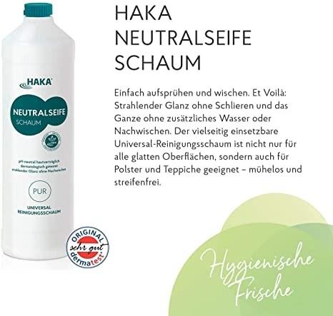 Neutralseifen-Schaum 1-l-Nachfüllflasche