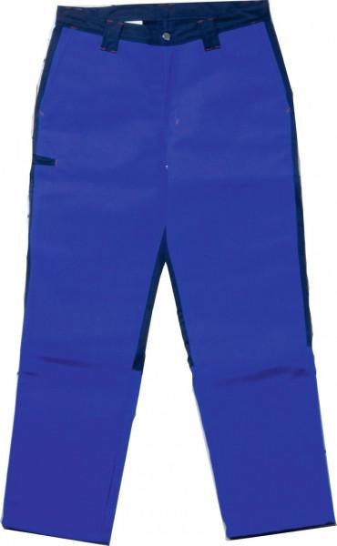 Glaser-Herren-Bundhose mit Schnittschutz Fb. blau #Varinfo