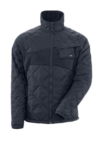 Jacke mit CLIMASCOT® ACCELERATE, wasserabweisend Thermojacke Fb. Schwarzblau, Gr. 2XL