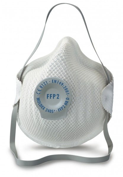 Atemschutzmaske mit Klimaventil FFP2 NR D