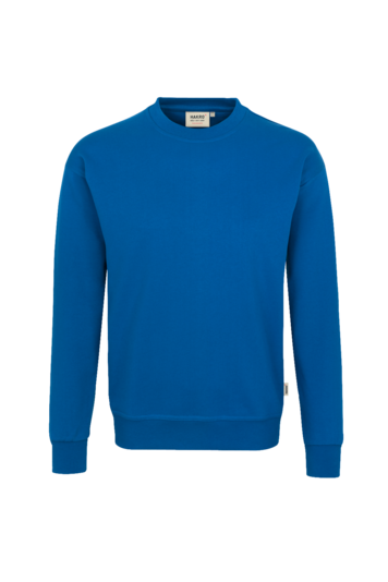 Sweatshirt Performance Fb. royalblau Gr. XL