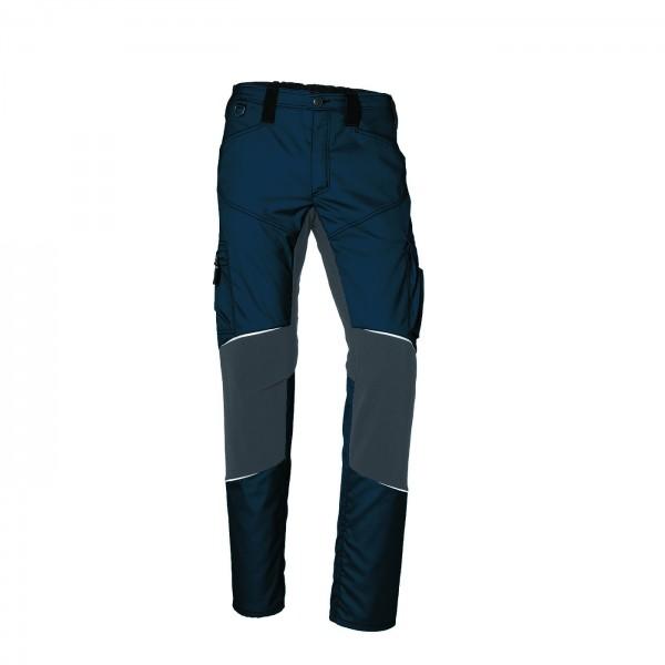 ACTIVIQ Stretchhose Fb. dunkelblau/anthrazit Gr. 102