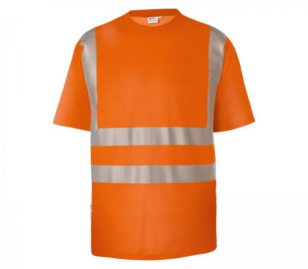 KÜBLER REFLECTIQ T-Shirt PSA 2 Fb. warnorange Gr. M