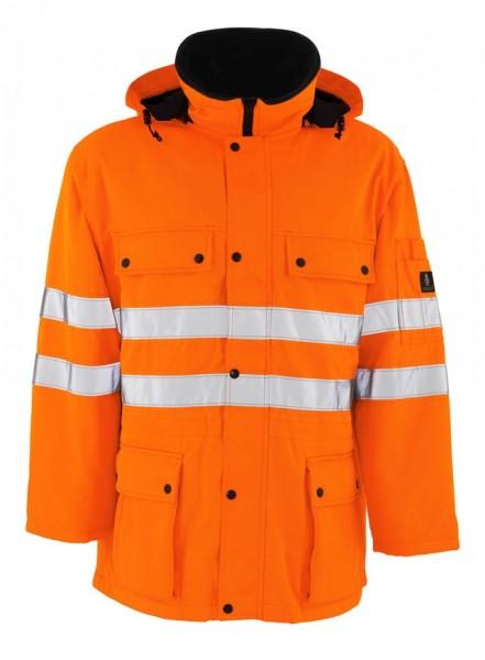 Quebec Parka Fb. hi-vis Orange, Gr. 2XL