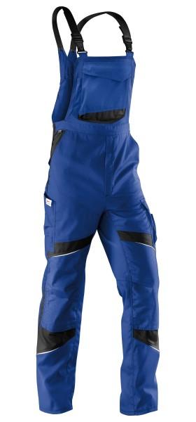 ACTIVIQ Latzhose Fb. kbl.blau/schwarz Gr. 52