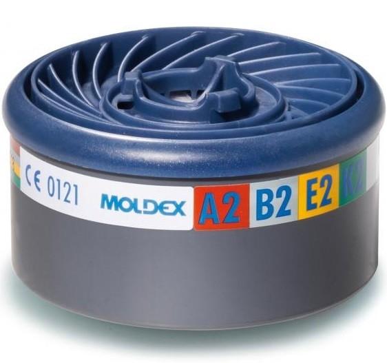 Gasfilter A2B2E2K2, Box=8 Stück