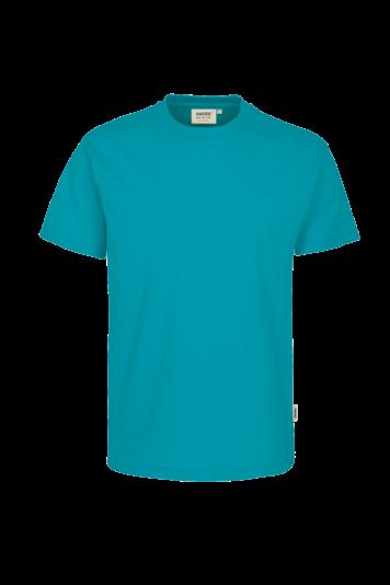 T-Shirt Performance Fb. smaragd Gr. M