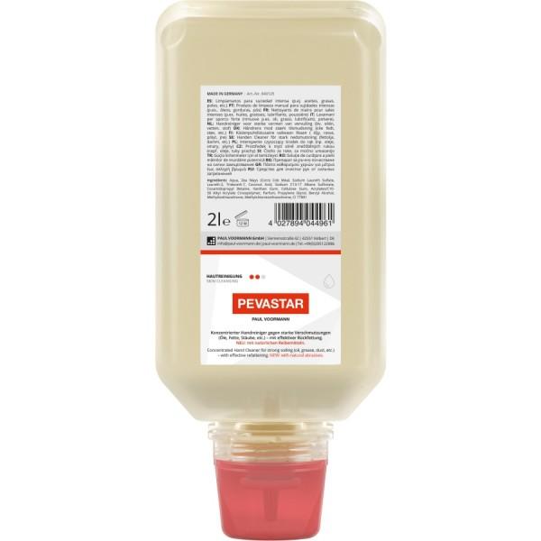 Pevastar Handreiniger 2 L Softflasche, VPE 6 St.