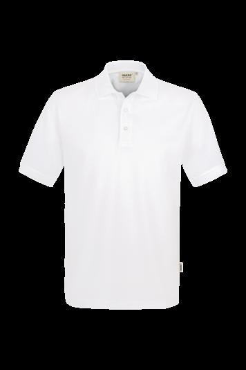 Poloshirt Performance Fb. Weiß, Gr. 2XL
