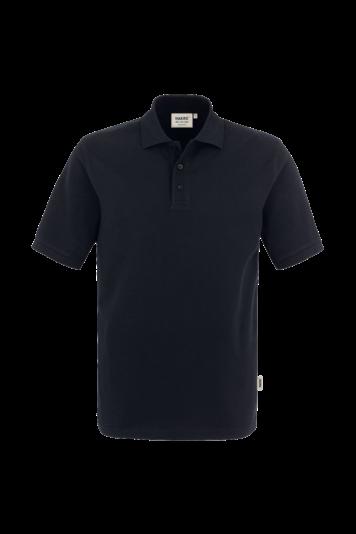 Herren Poloshirt Top Fb. Schwarz, Gr. L