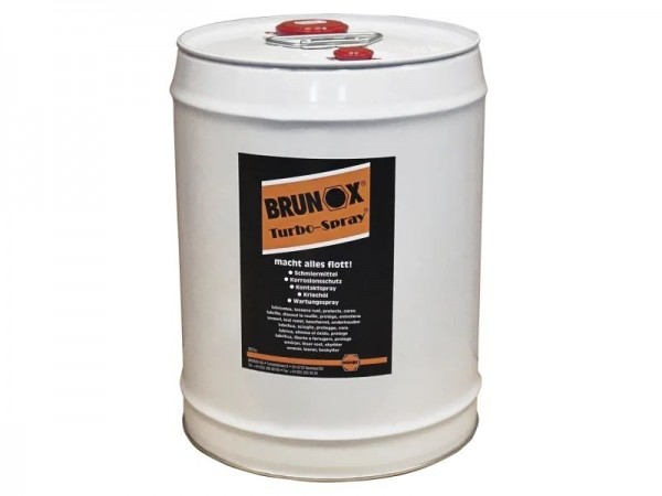 Brunox Turbo (Kanister) 20 Liter