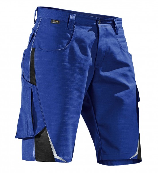 PULSSCHLAG Shorts Fb. kbl.blau/schwarz Gr. 40