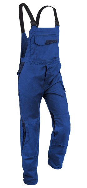 KÜBLER VITA cotton+ Latzhose Fb. kbl.blau/dunkelblau Gr. 102