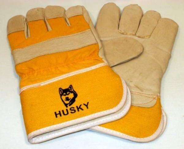 Winterhandschuh Husky, Schweinsvolleder, #Varinfo