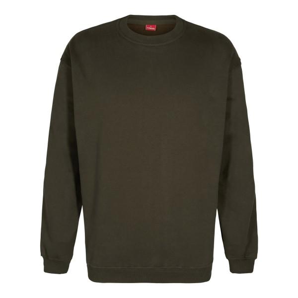Sweatshirt Fb. Forest Green Gr. M