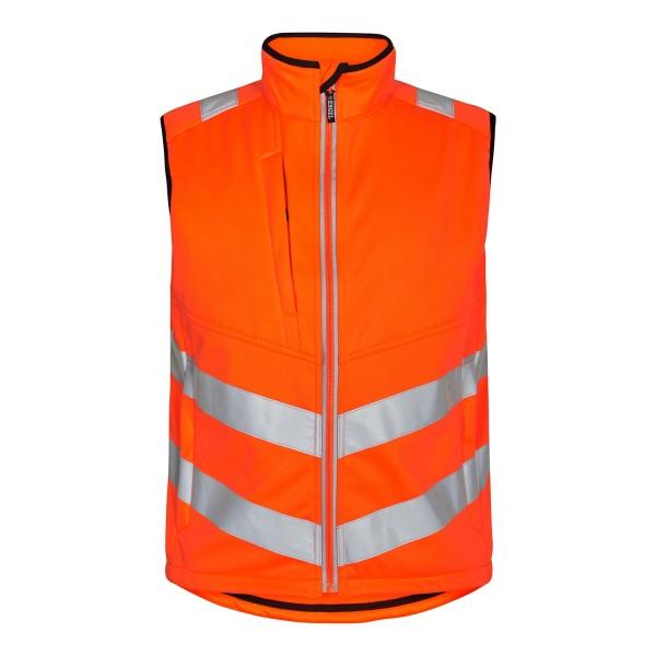 Safety Softshell-Weste Fb. Orange Gr. 2XL