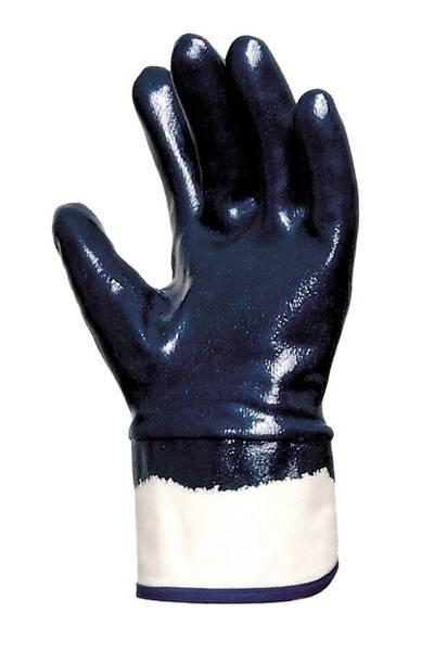 TITAN 388 Schutzhandschuh, Nitril, ganz bes. blau #Varinfo