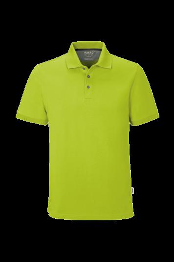 Poloshirt Cotton-Tec Fb. kiwi Gr. L