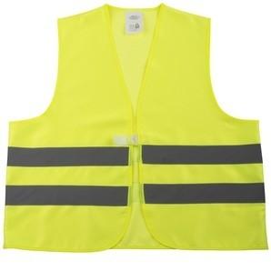 Warnschutz-Weste EN471 gelb fluoreszierend
