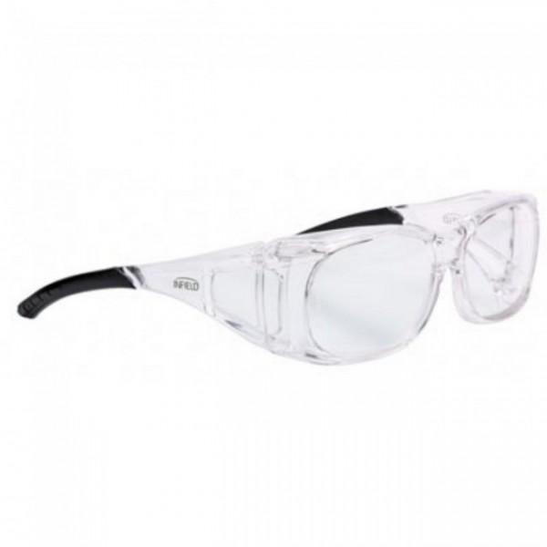 Ovor Überbrille für Brillenträger, klare Gläser