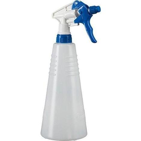 Sprühflasche mit Zerstäuberkopf aus Kunststoff