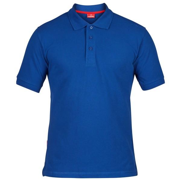 Poloshirt Fb. Surfer Blue Gr. L