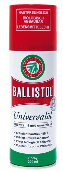 Ballistol Universal-Ölspray, 200 ml
