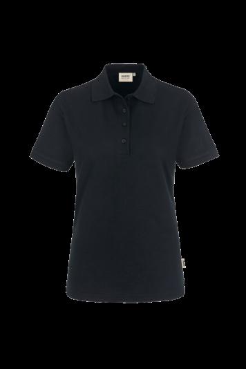 Damen-Poloshirt High Performance Fb. hp schwarz Gr
